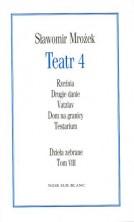 logo Teatr 4. Dzieła zebrane T. 8