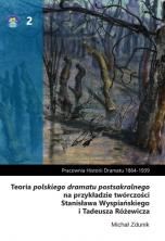 logo Teoria polskiego dramatu postsakralnego na przykładzie twórczości Stanisława Wyspiańskiego i Tadeusza Różewicza