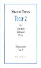 logo Teatr 2. Dzieła zebrane T. 4