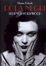 logo Pola Negri. Legenda Hollywood