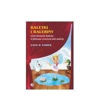 logo Baletki i baleriny czyli historia baletu wyłożona wreszcie jak należy