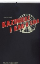 logo Kazimierz i Karolina - program teatralny