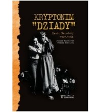 "logo Kryptonim ""Dziady"""