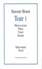 logo Teatr 1. Dzieła zebrane T. 3