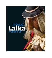 logo Teatr Lalka 1945-2015