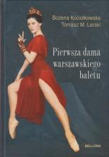 logo Pierwsza dama warszawskiego baletu
