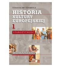 logo Historia kultury europejskiej, tom 1: starozytność