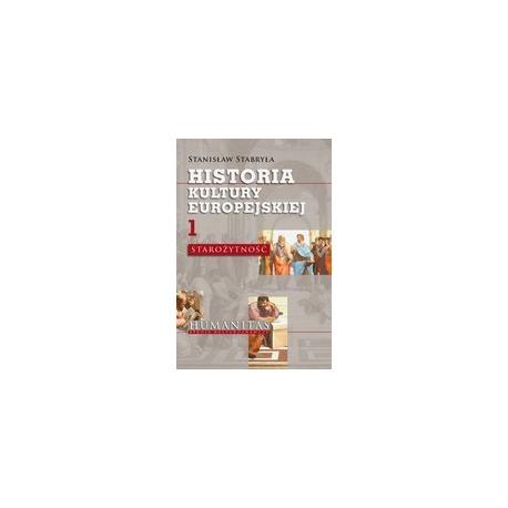 zdjęcie Historia kultury europejskiej, tom 1: starozytność