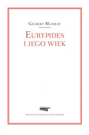 zdjęcie Eurypides i jego wiek
