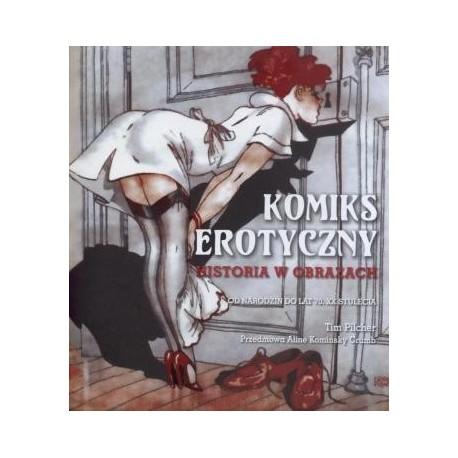zdjęcie Komiks erotyczny: historia w obrazach. Od narodzin do lat 70. XX stulecia