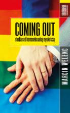 logo Coming out. Studia nad homoseksualną męskością