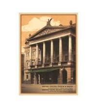 logo Budynki i wnętrza teatrów w Europie na dawnej pocztówce z kolekcji Janusza Deglera