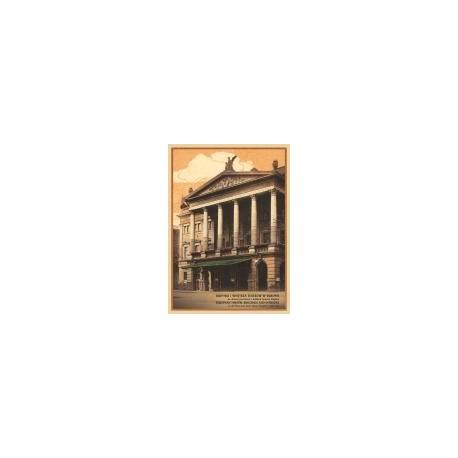 zdjęcie Budynki i wnętrza teatrów w Europie na dawnej pocztówce z kolekcji Janusza Deglera