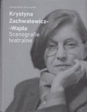 logo Krystyna Zachwatowicz-Wajda. Scenografie teatralne