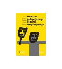 logo Od teatru pedagogicznego do teatru terapetycznego