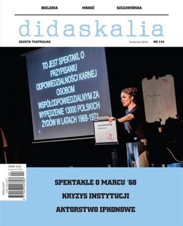 zdjęcie Didaskalia nr 144
