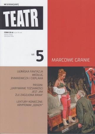 zdjęcie Teatr 2018/05