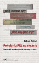 logo Pokolenia PRL na ekranie w kontekście dokumentów prasowych z epoki