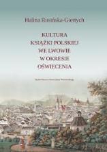 logo Kultura książki polskiej we Lwowie w okresie oświecenia