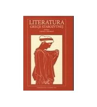 logo Literatura Grecji starożytnej, tom 1. Epika, liryka, dramat