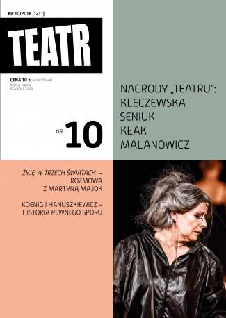 zdjęcie Teatr 2018/10