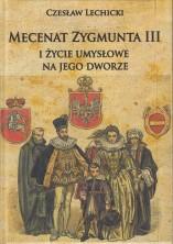 logo Mecenat Zygmunta III i życie umysłowe na jego dworze