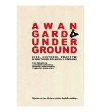 logo Awangarda/Underground. Idee, historie, praktyki w kulturze polskiej i czeskiej