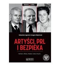 logo Artyści, PRL i bezpieka. Herbert, Miłosz, Hłasko i wielu innych...