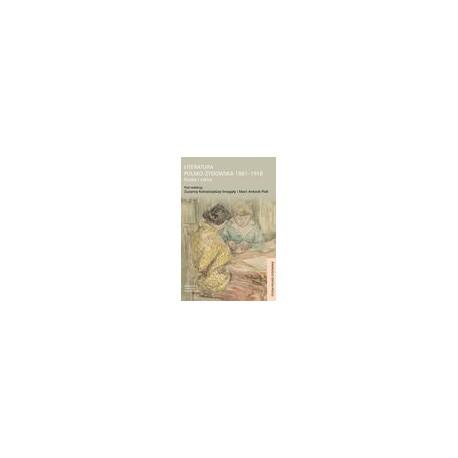 zdjęcie Literatura polsko-żydowska 1861-1918. Studia i szkice