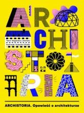 logo Archistoria. Opowieść o architekturze