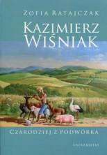 logo Kazimierz Wiśniak. Czarodziej z podwórka