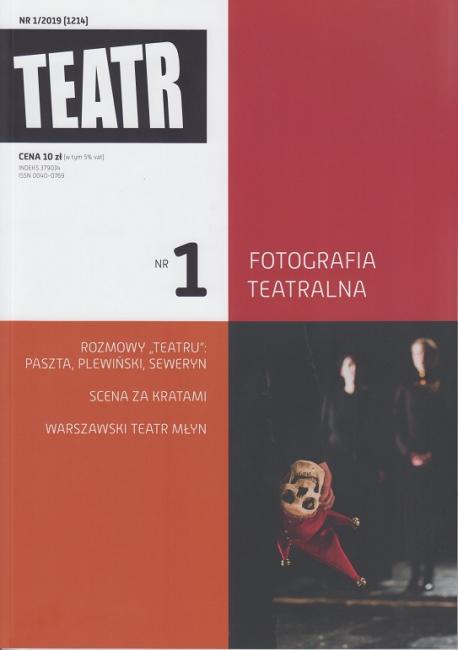 zdjęcie Teatr 2019/01