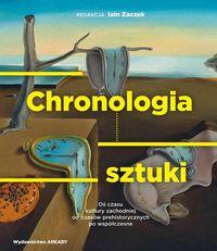 logo Chronologia sztuki. Oś czasu kultury zachodniej od czasów prehistorycznych po współczesność
