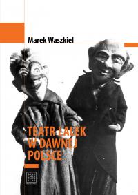 logo Teatr lalek w dawnej Polsce