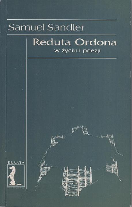 zdjęcie Reduta Ordona w życiu i poezji. Gawęda historyczno-literacka