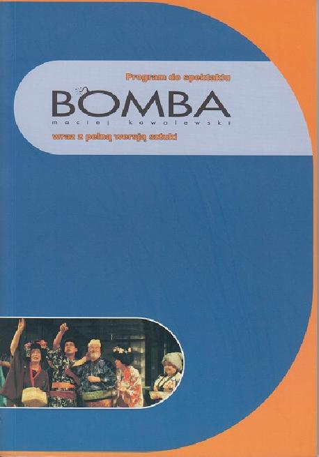 zdjęcie Bomba