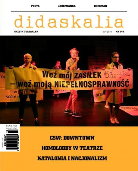 zdjęcie Didaskalia nr 149