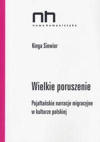 logo Wielkie poruszenie. Pojałtańskie narracje migracyjne w kulturze polskiej