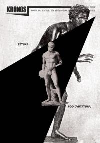 logo Kronos nr 4/2018. Sztuka pod dyktaturą