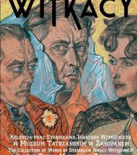 logo Witkacy. Kolekcja prac Stanisława Ignacego Witkiewicza w Muzeum tatrzańskim w Zakopanem