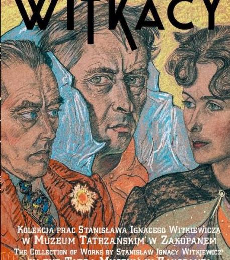 zdjęcie Witkacy. Kolekcja prac Stanisława Ignacego Witkiewicza w Muzeum tatrzańskim w Zakopanem