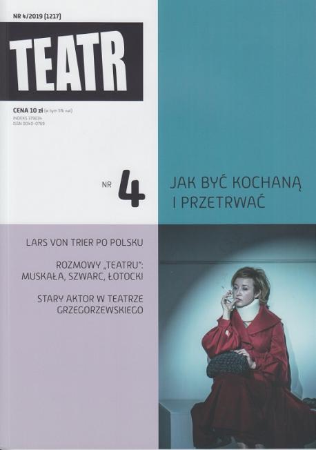 zdjęcie Teatr 2019/04