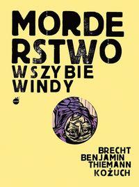 logo Morderstwo w szybie windy