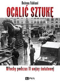 logo Ocalić sztukę. Włochy podczas II wojny światowej