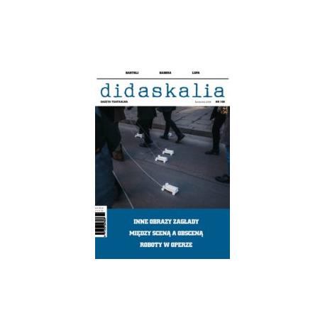 zdjęcie Didaskalia nr 150 (kwiecień 2019)