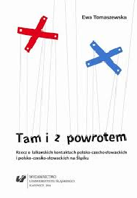 logo Tam i z powrotem. Rzecz o lalkarskich kontaktach polsko-czechosłowackich i...