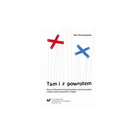 zdjęcie Tam i z powrotem. Rzecz o lalkarskich kontaktach polsko-czechosłowackich i...