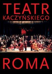 logo Teatr Kaczyńskiego. Roma