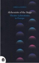 logo Alchemists of the Stage. Theatre Laboratories in Europe