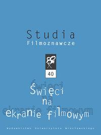 logo Święci na ekranie filmowym